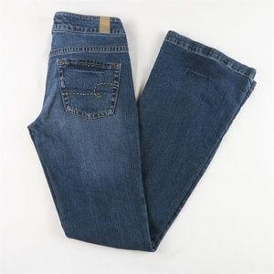 Maurices Jacie Flares Bootcut Jeans - 5/6 Long